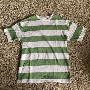 men pacsun striped t-shirt